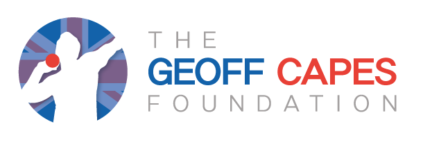 Patrons of Geoff Capes Foundation, Charity Ni: 1182264