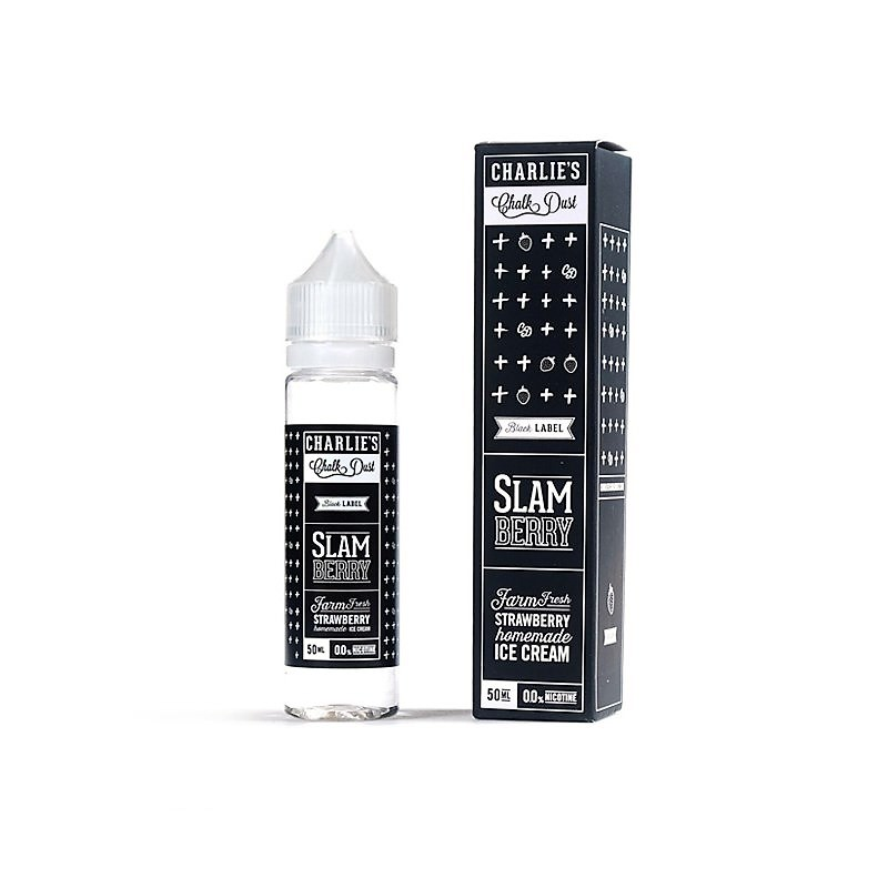 Slam Berry door Charlie's Chalk Dust eliquid, ejuice, vapen, shortfill schreeuw juice