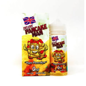 Pancake Man Deluxe By Vape Breakfast Classics