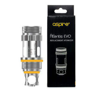 Aspire Atlantis Evo Vape Atomizer Replacement Coil Heads