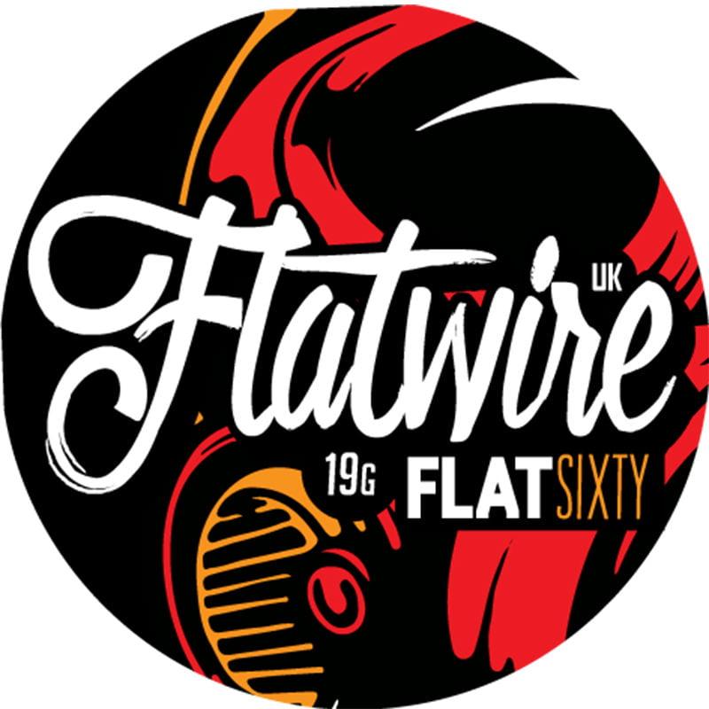 Flatwire Uk - плосък шейсет плосък проводник Vape