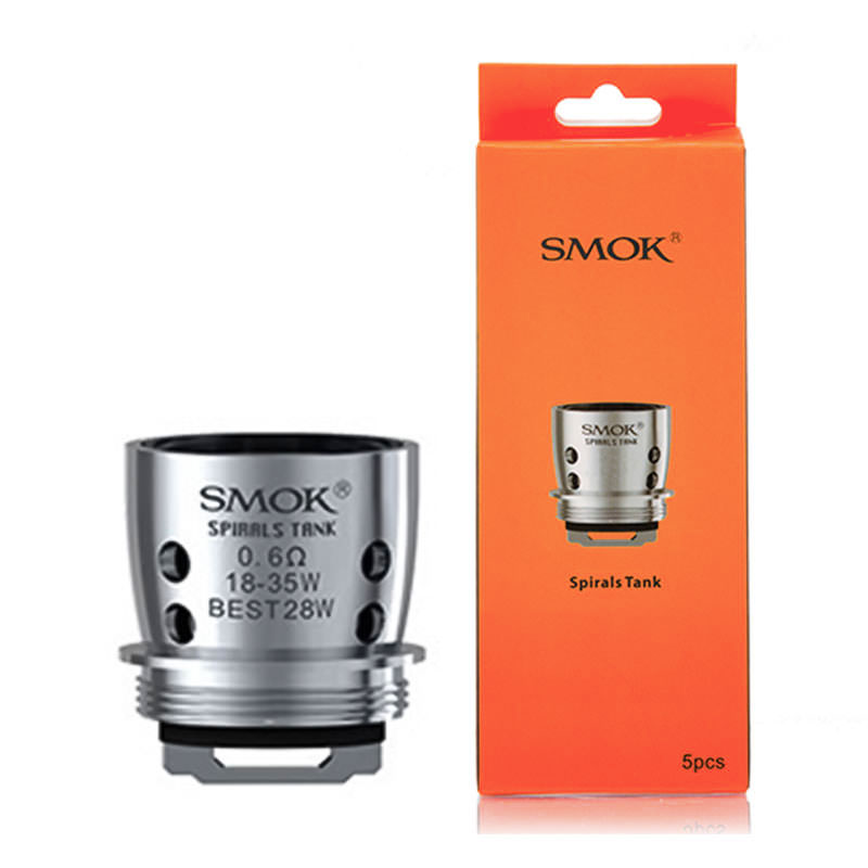Smok Brit Mini Bm2 Vape Atomizer Coil Heads