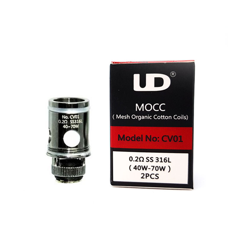Ud Mini Vape Atomizer Replacement Coil Heads