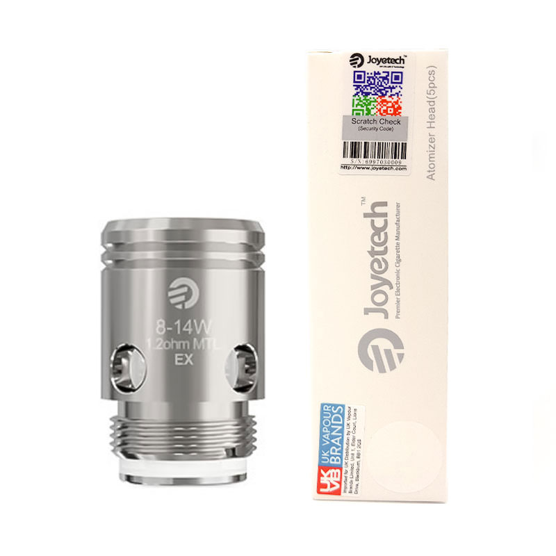 Joyetech Exceed D19 Vape Atomizer Replacement Coil Heads