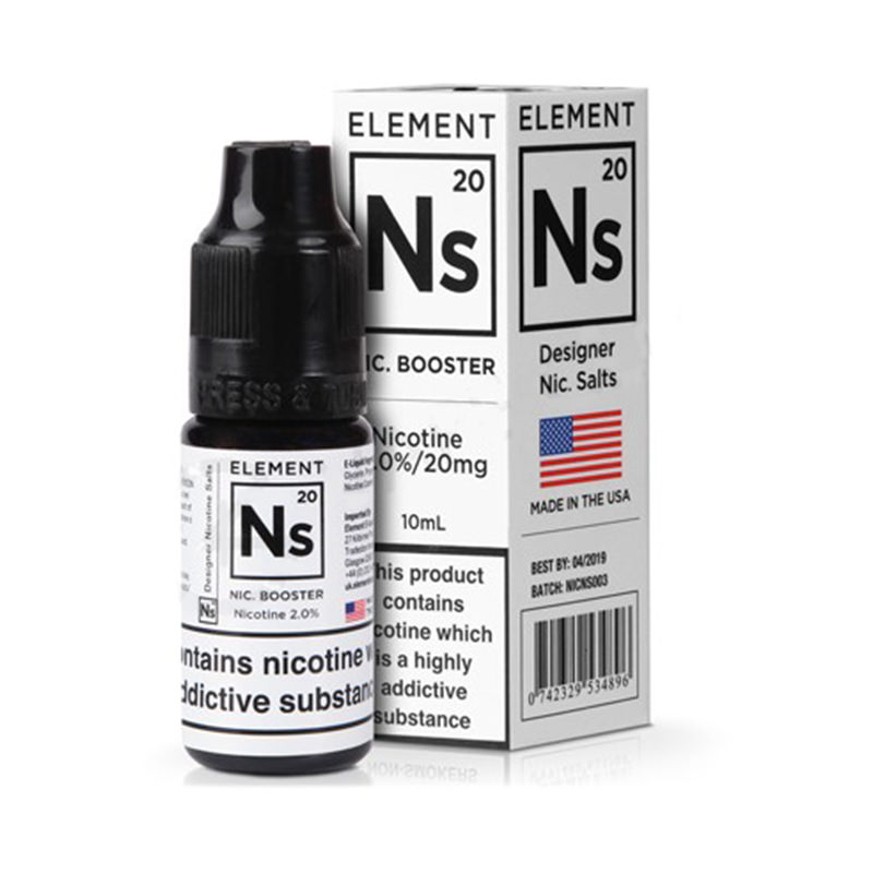 Ns20 Nicotine Salt Shot