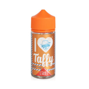 I Love Taffy By Mad Hatter Juice Short Fill