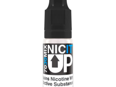 Nic It Up 70 / 30 Prise de nicotine