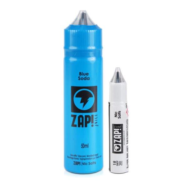 Blue Soda By Zap! Short Fill