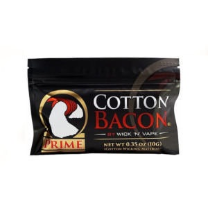 Cotton Bacon Prime Wick N' Vape