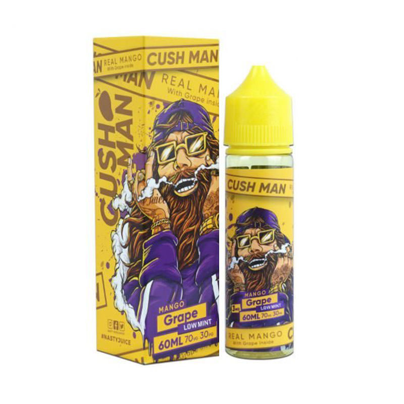 Mango Banana By Nasty Juice Cush Man Serier