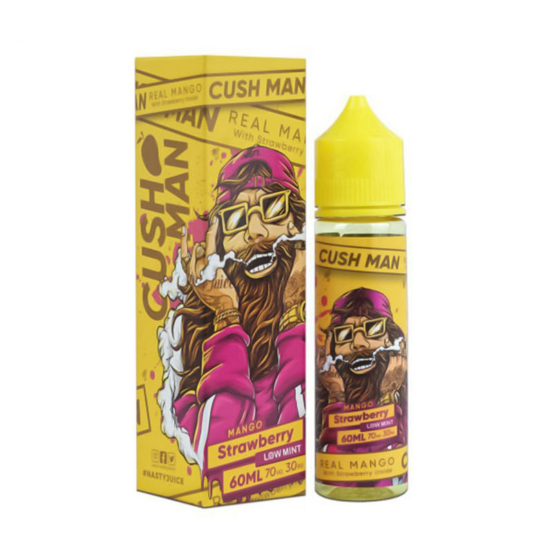 Mango Banana By Nasty Juice Cush Man sērija