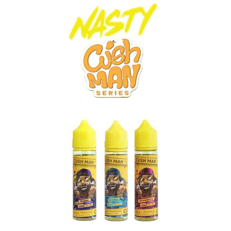 Nasty Juice Cush Man Series Shortfills