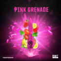 Pink Grenade By Riot Squad Short Fill
