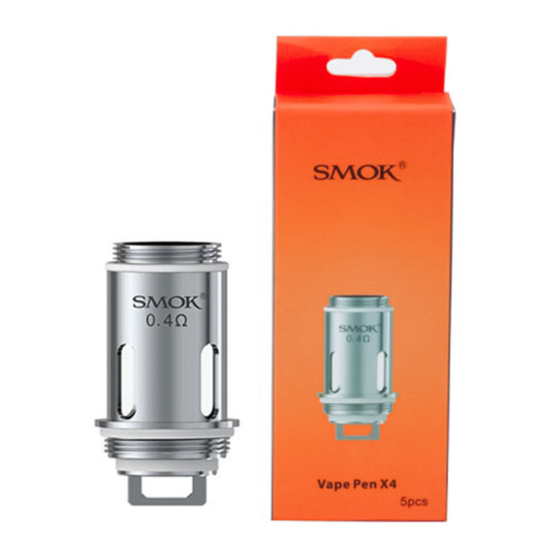 Smok Vape Pen 22 X4 Vape Atomizer Replacement Coil Heads