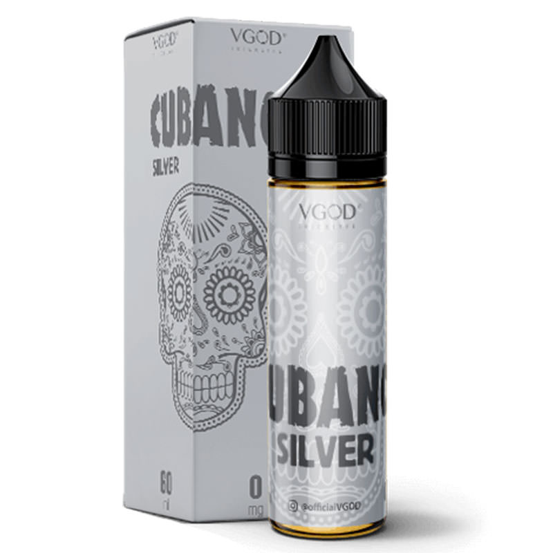 Cubano Silver By Vgod Short Fills