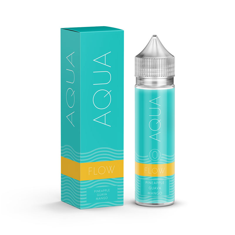 Flow By Aqua 50ml Short Fill