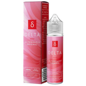 Delta 50ml Eliquid Shortfill Flasche Mit Box By Marina Vape Alternativ