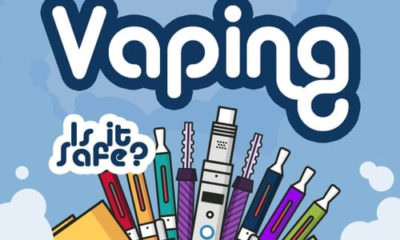 The Safety Of Vaping