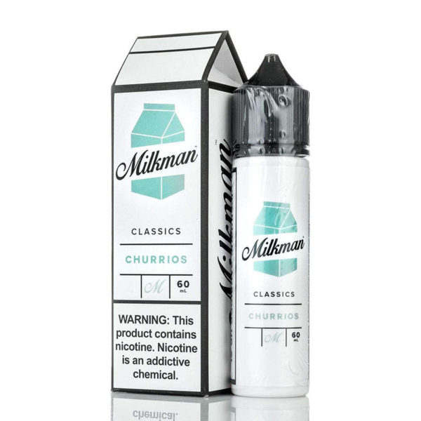Churrios By The Milkman Short Fill