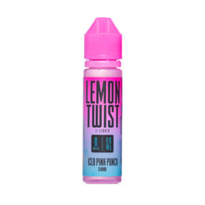 Iced Pink Punch 50ml Eliquid Shortfill By Lemon Twist