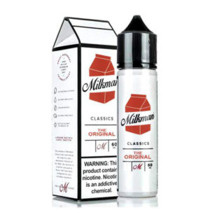 The Original 50ml Eliquid Shortfills By The Milkman