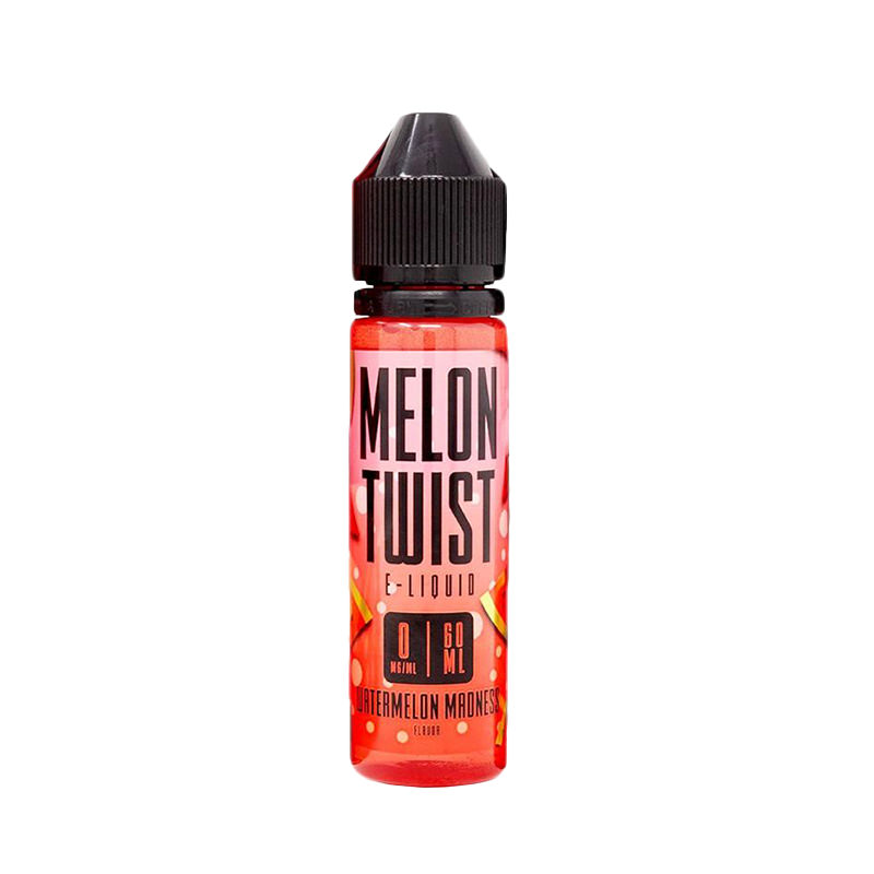 Watermelon Maddness 50ml Eliquid Shortfill By Melon Twist