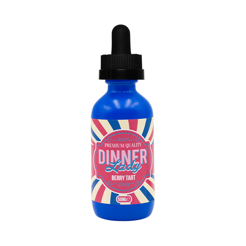 Dinner Lady Berry Tart 50ml Eliquid Shortfill Bottle