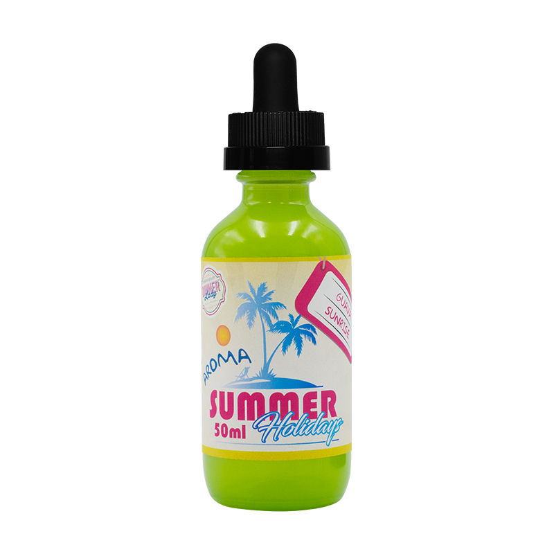 Guava Subrise 50ml Eliquid Summer Holidays Shortfill
