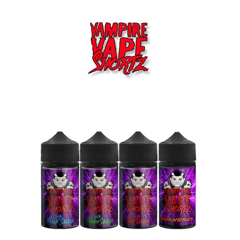Vampire Vape Shortz Shortfills