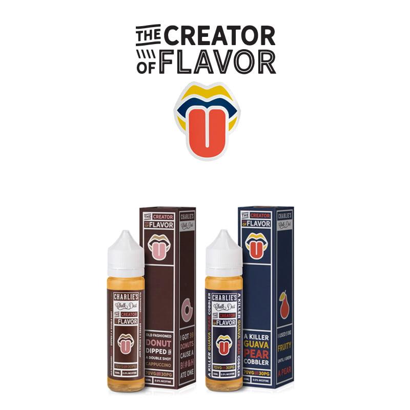 The Creator Of Flavor Shortfills