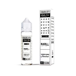 Black Ice 50ml Eliquid Shortfill By Charlies Chalk Dust 1