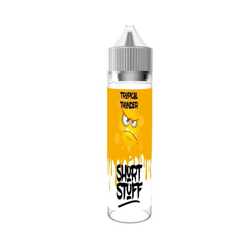 Tropical Thunder 50ml Eliquid Shortfill By Short Stuff Wick Addiction 1
