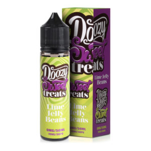 Lime Jelly Beans 50ml Eliquid Shortfill By Doozy Sweet Treats