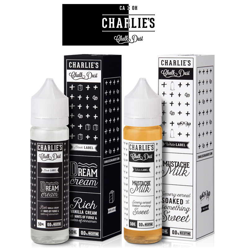 Charlie's Chalk Dust Shortfills