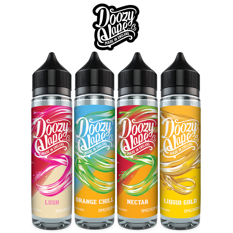Doozy Vape Co Shortfills
