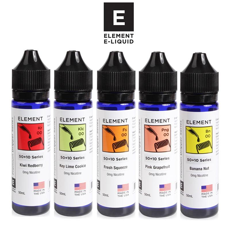 Element Shortfills