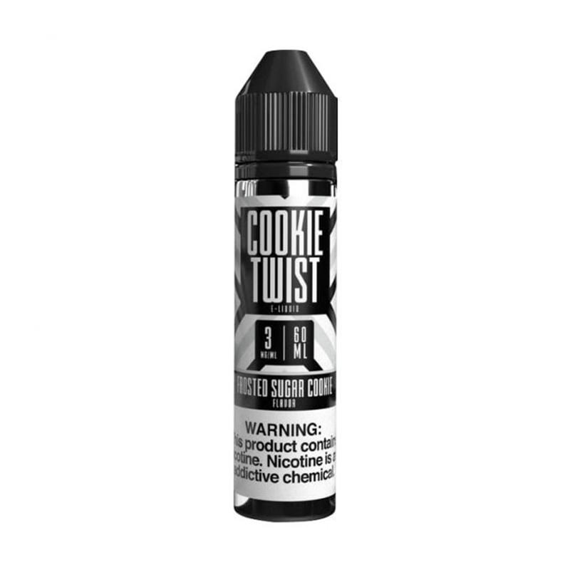 Frosted Sugar Cookie 50ml Eliquid Shortfill By Cookie Twist