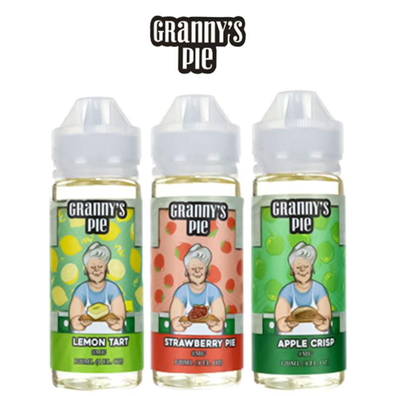 Granny's Pie Shortfills
