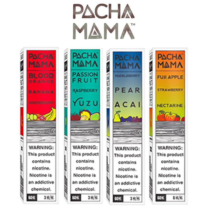 Pacha Mama Shortfills