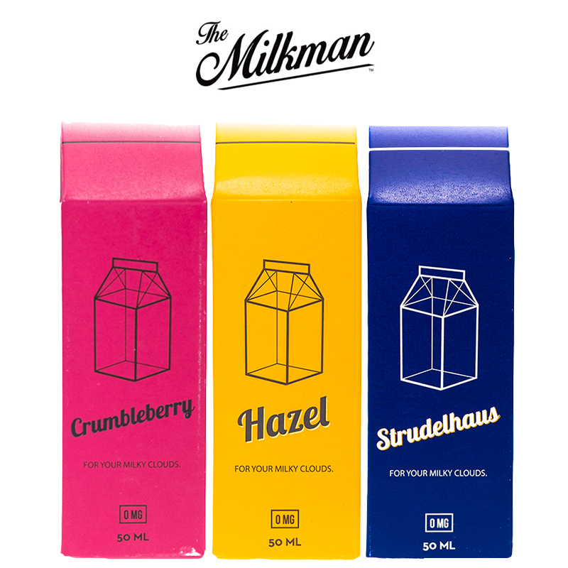 The Milkman Styttingar
