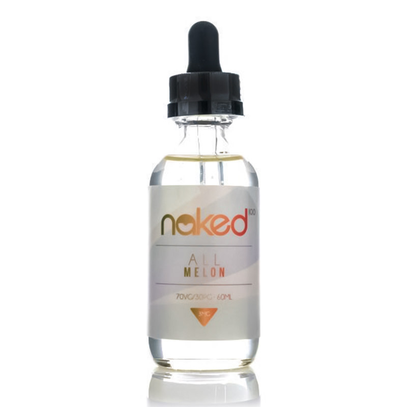 All Melon 50ml Eliquid Shortfills By Naked 100