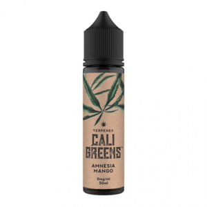Amnesia Mango 50ml Eliquid Shortfills By Cali Green