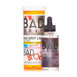 Bad Blood 50ml Eliquid Shortfills By Bad Drip