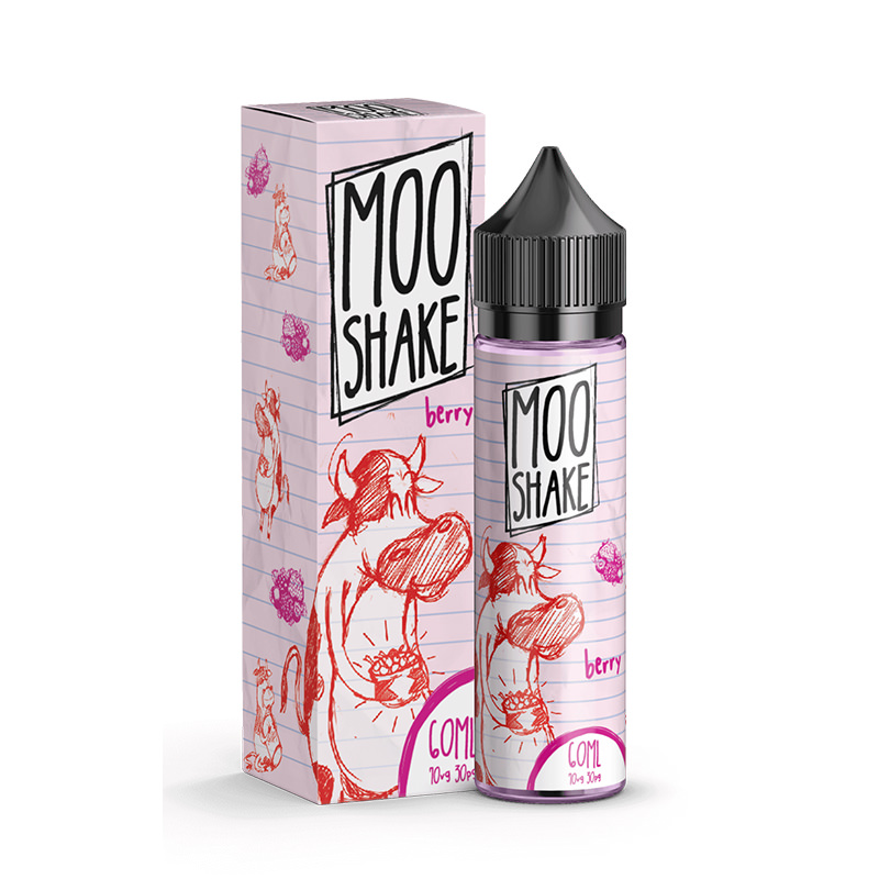 Oga 50ml Eliquid Shortfill By Moo Shake