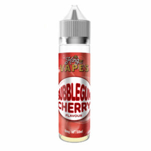 Bubblegum Cherry 50ml Eliquid By Bubblegum King Of Vapes