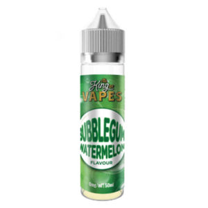 Bubblegum Watermelon 50ml Eliquid By Bubblegum King Of Vapes