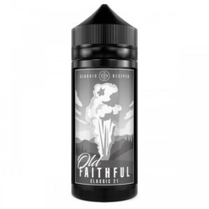Classic 21 100ml Eliquid Shortfills By Old Faithfull Tyv