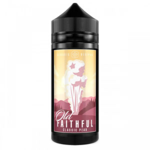 Classic Pear 100ml Eliquid Shortfills By Old Faithfull Tyv