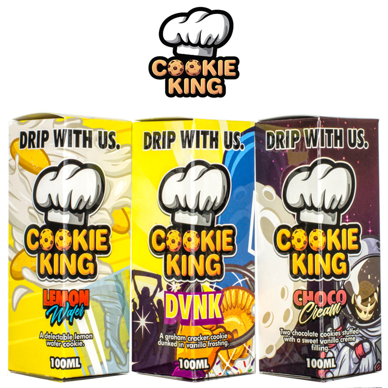 Cookie King Shortfills
