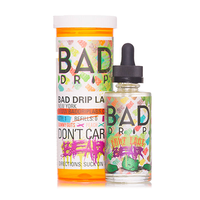 Dont Care Bear 50ml Eliquid Shortfills By Bad Drip